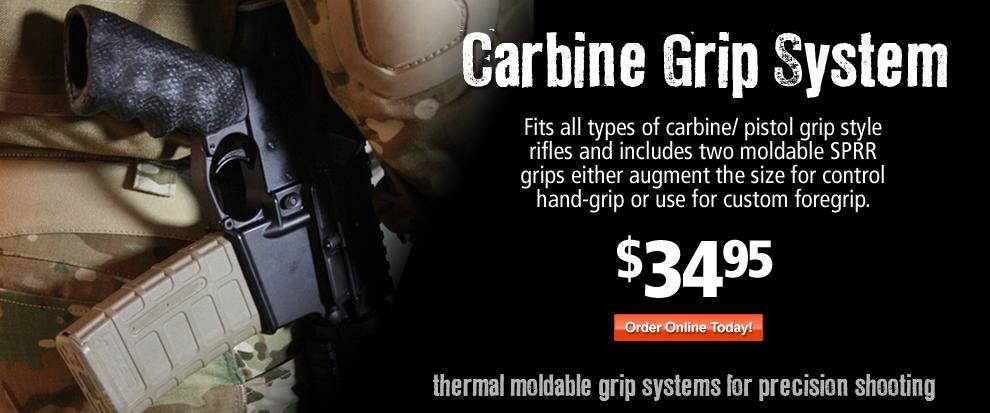 RAT Grips Carbine Grip System